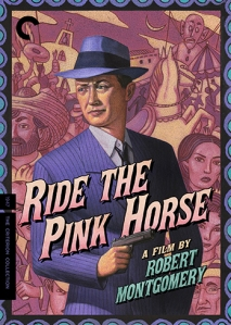 750 Ride the Pink Horse