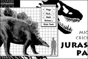 Voyager EB Jurassic Park