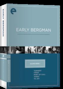 ES01 Early Bergman